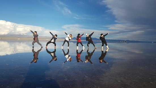 Brisa Tours: Salar de Uyuni
