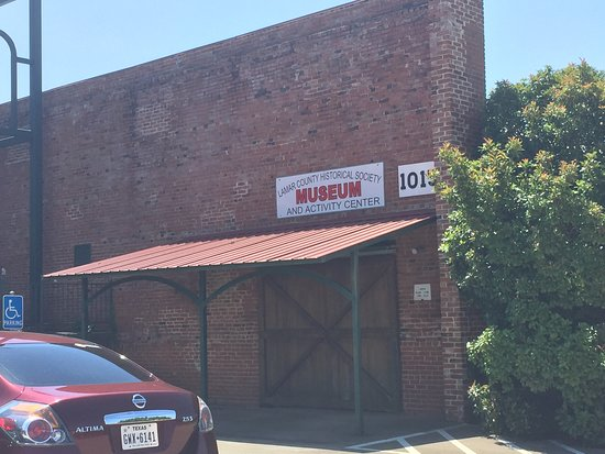 Lamar County Historical Museum: The museum is located across the parking lot on Kaufman St. from the Union Station.