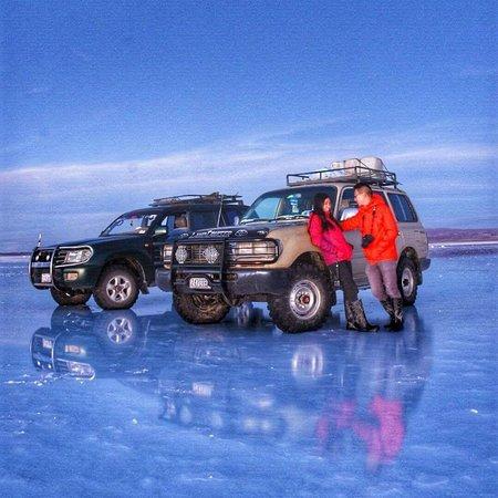 Brisa Tours : Salar de Uyuni