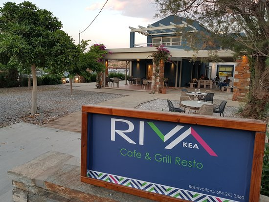 Welcome at Riva