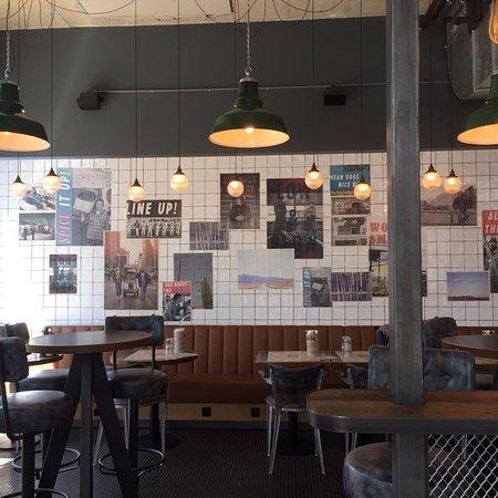 Jamie Oliver's Diner照片