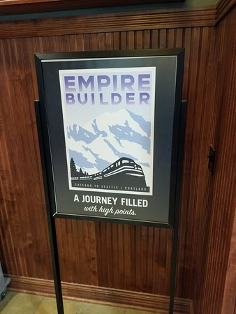 Empire Builder: Yep: Filled with high points!