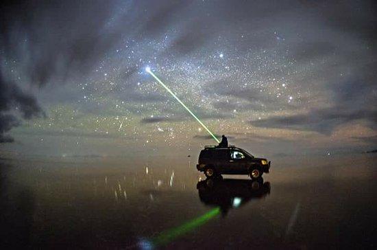 Brisa Tours : Salar de Uyuni - Tours nocturno