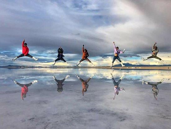 Brisa Tours : Salar de Uyuni - Entretenimiento