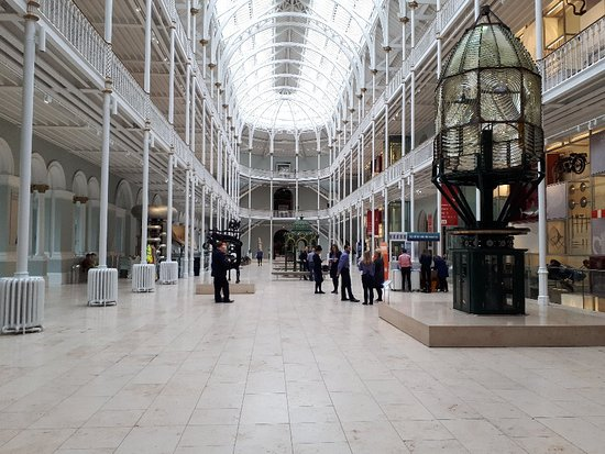 苏格兰国家博物馆照片