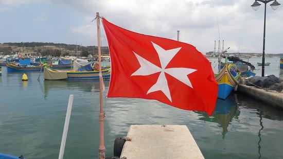 Marsaxlokk Bay照片
