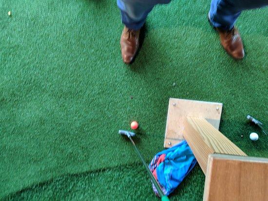 O'Learys Gent : Mini golf