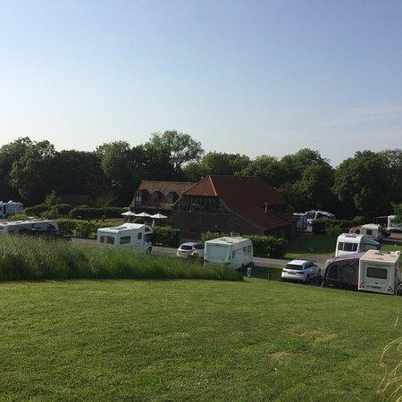 Stroud Hill Park : Caravan trip. May 2019.