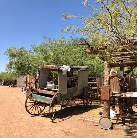 Western Destinations Canyon Creek Ranch - Tours: The Original Food Truck
