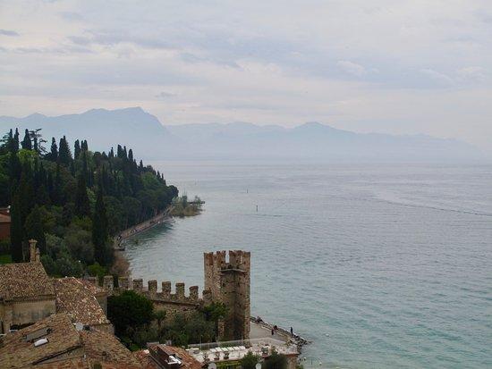 Castello Scaligero: View