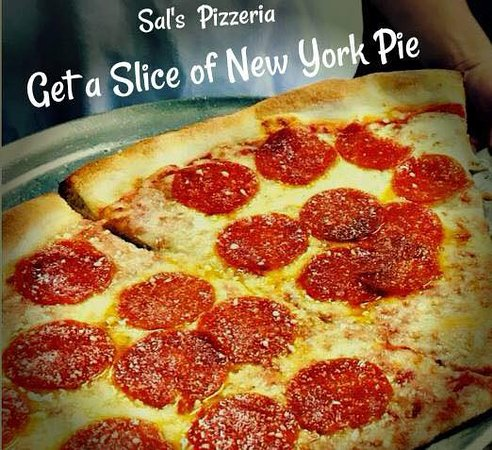 Sal's Family Pizza: New York Style Pizza