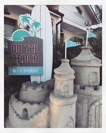 On The Beach Bed & Breakfast ภาพถ่าย