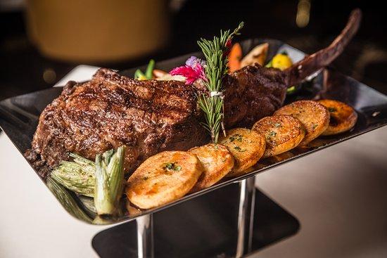 Scotch 80 Prime: Chef Barry's Steak