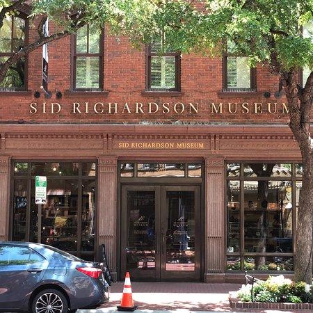 Snímek Sid Richardson Museum