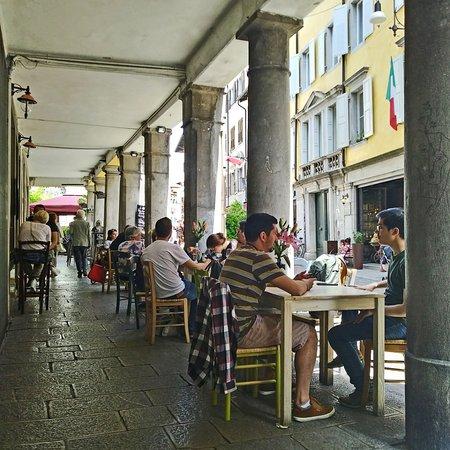 Al Tagliato: outside