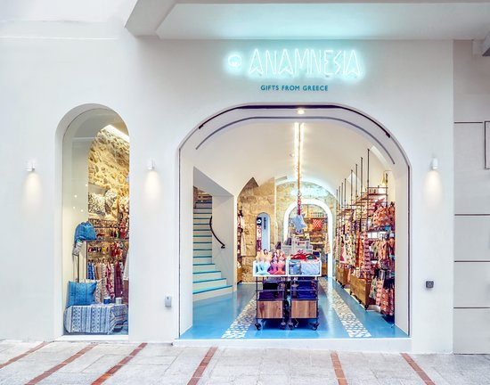 Anamnesia: Our store has a big variety of colorful souvenirs with unique patterns. Visit our store today and find everything you want for yourself or your friends.