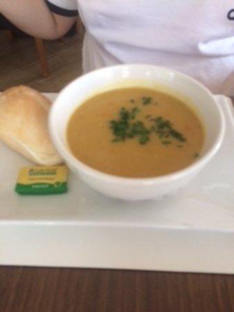 Armstrong's Bar & Restaurant: Lentil Soup