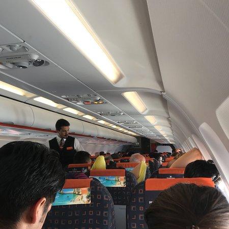 易捷航空照片