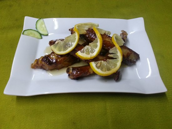 Hong Kong Restaurant Blanes: Costillas al Miel y Limón // Honey & Lemon Ribs