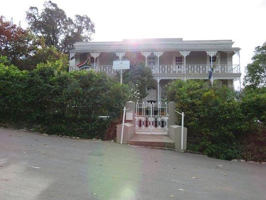 Schoone Oordt Country House: Street View