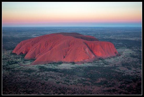 Uluru and Kata Tjuta Tour by Helicopter from Ayers Rock: uluru