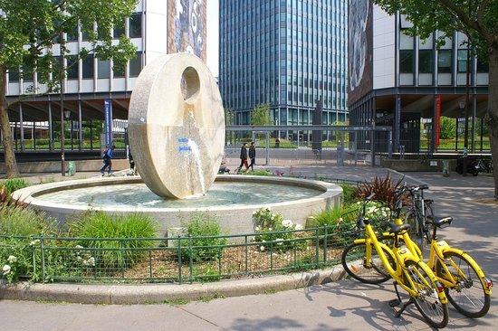 Fontaine La Bouche de la Verite
