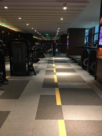 Hyatt Regency Shanghai, Wujiaochang: Fitness Center