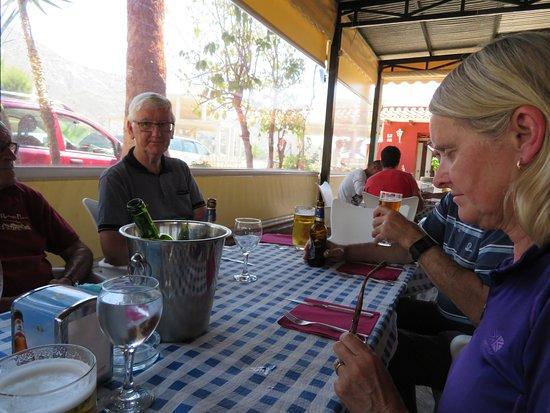 Bar Restaurante Pan y Vino