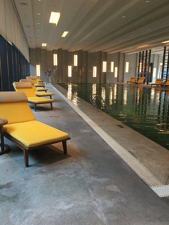 Hyatt Regency Shanghai, Wujiaochang: Pool