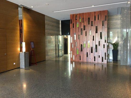 Hyatt Regency Shanghai, Wujiaochang: Hopson Mall Entrance on 1st Floor  (opens at 10 am)