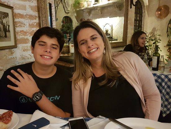 Famiglia Mancini: Família Marques na Família Mancini