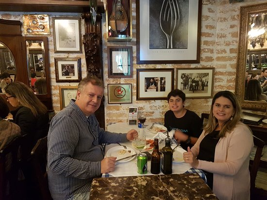 Famiglia Mancini: Jantar em Família