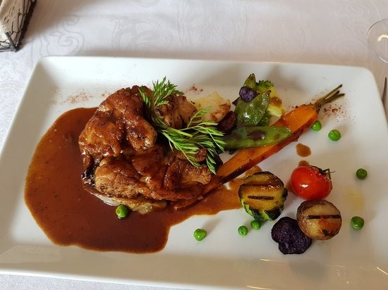 Villefranche-de-Lonchat, France: Simply delicious