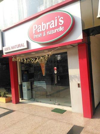 Pabrai's Fresh & Naturelle Ice Creams Picture