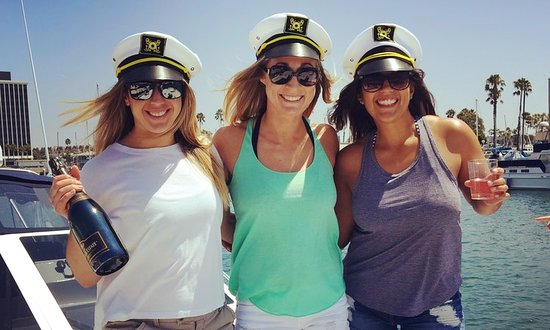 Remedy Yacht: Catch up with friends