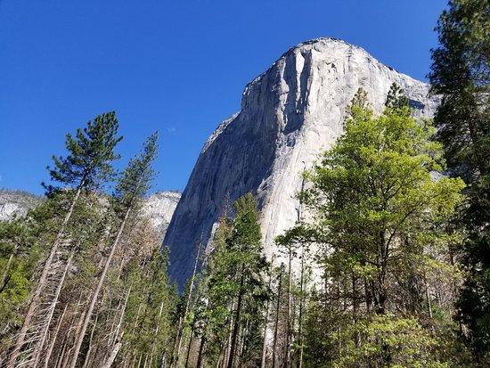 Yosemite Valley: el capitan