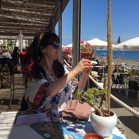 Chiki Beach Club BioRestaurante Photo