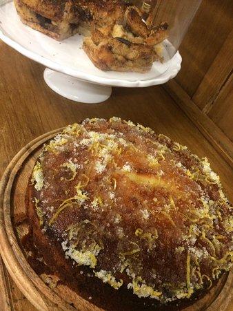 The Old Village Store : Gluten & Lactose Free Lemon Drizzle. Delicious x