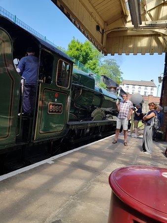 The East Lancashire Railway Photo