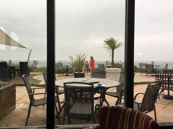 Barton-on-Sea, UK: Awesome Virw