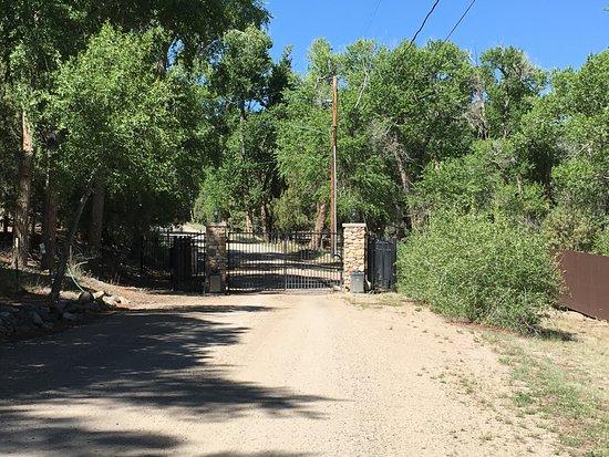 Poncha Springs, CO : Enterance