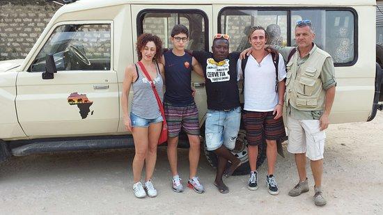 Giornale Kenya Safari - Day Tours