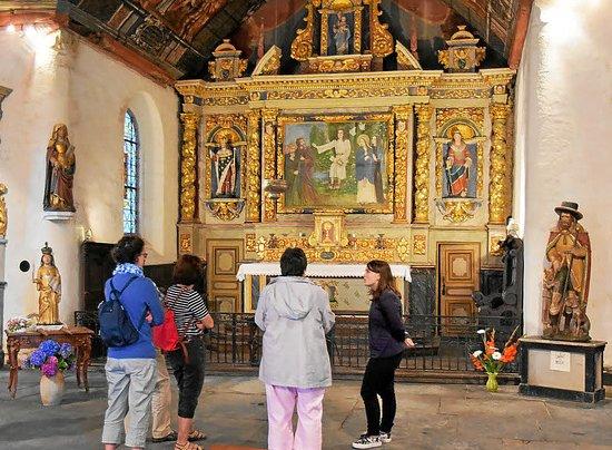 Chapelle de Sainte-Suzanne