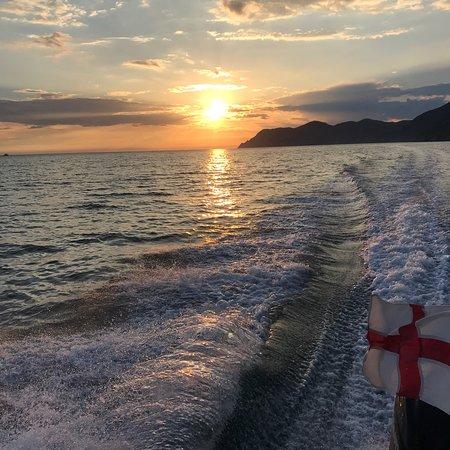 Cinqueterre Boat Tour