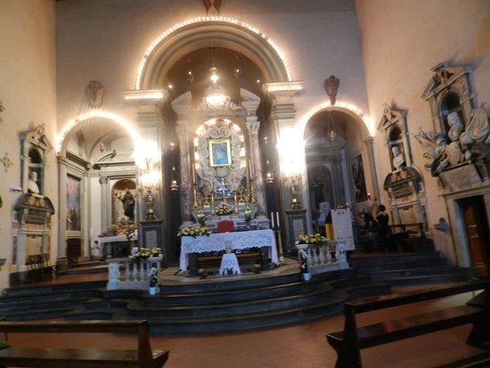Church of San Francesco Volterra