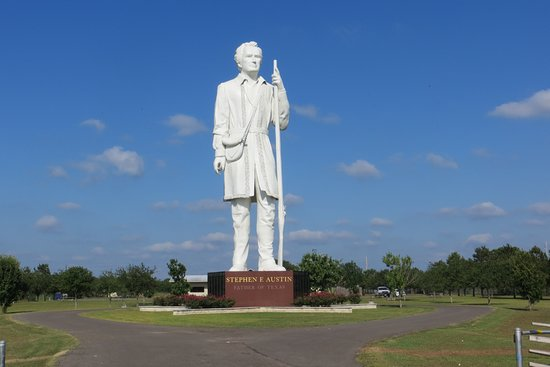 Angleton, TX: Stephen F. Austin - Munson Historical County Park