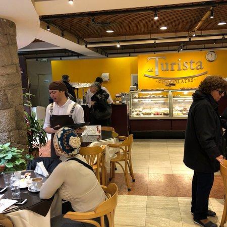 Chocolate del Turista Photo