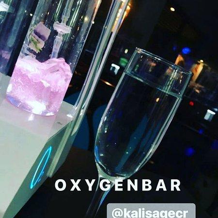 Kalisage Day Spa & Oxygen Bar: $1 per min Oxygen Session ((10-30mins))