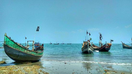 Saint Martin's Island, Bangladesch: Dream Night Resort