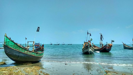 Saint Martin's Island, Μπανγκλαντές: Dream Night Resort